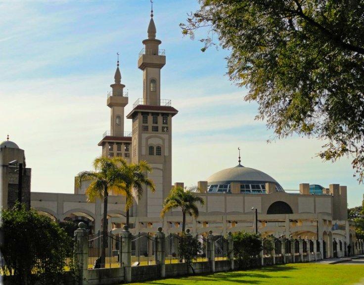 Mesquita em Palermo Buenos aires