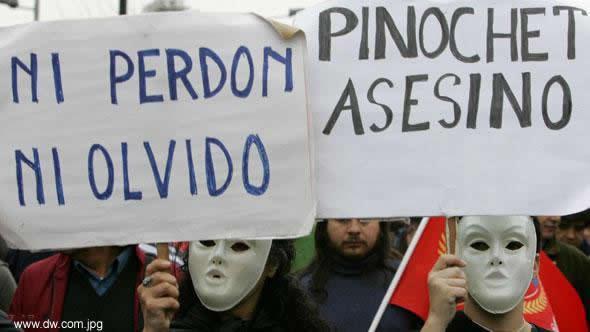 Pinochet-assessino