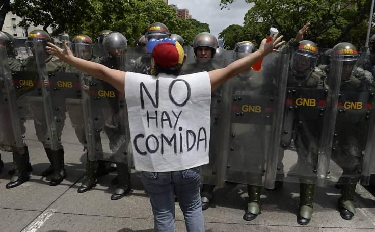 protesto 2 venezuela